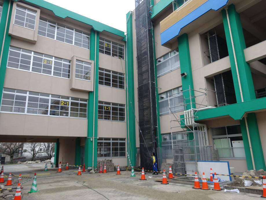 福岡市内の学校
